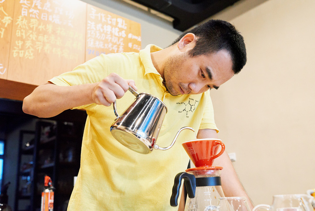 台東攝影工作室 咖啡淵緣 台東精品咖啡