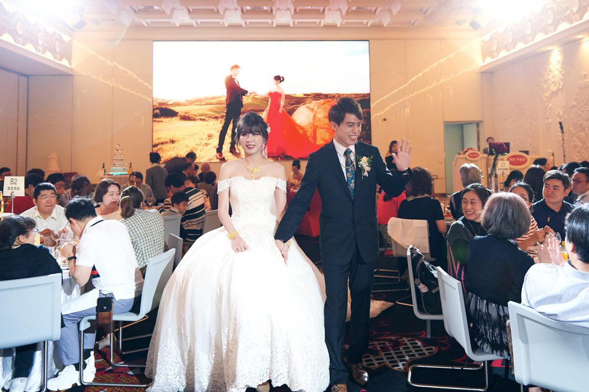 台東 婚禮紀錄 高雄林皇宮