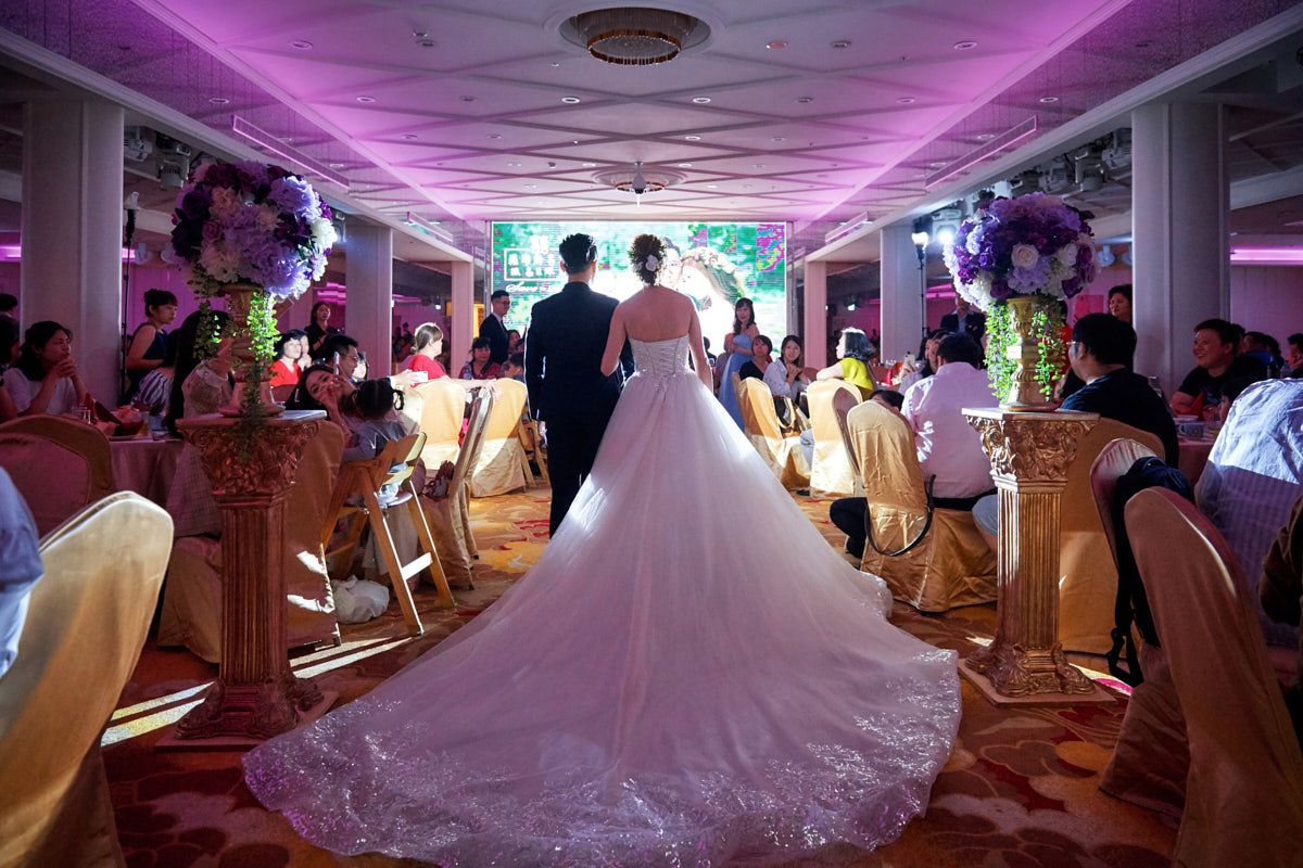 台東 婚禮紀錄 寶麗金市政店
