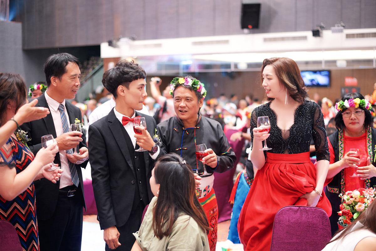 台東 婚禮紀錄 台東享溫馨囍宴會館