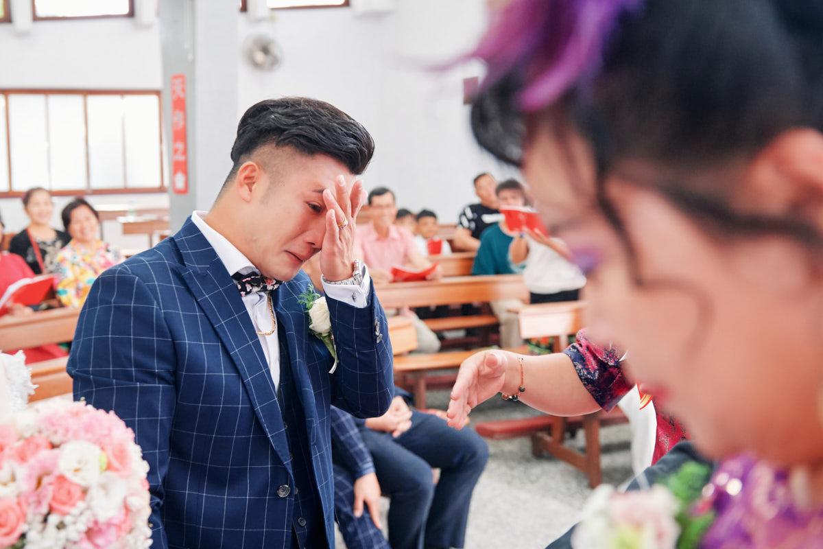 高雄 婚禮紀錄 敬酒