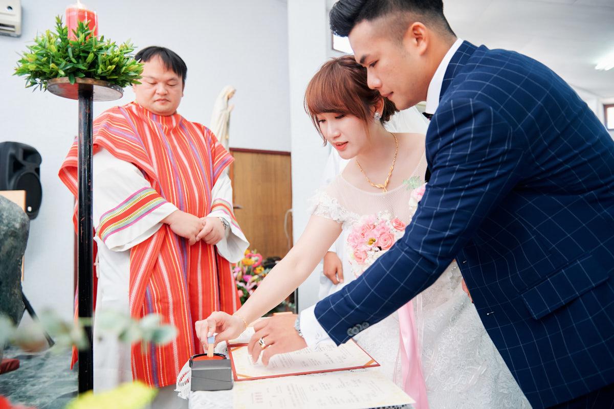 台東 婚禮紀錄 都歷活動中心