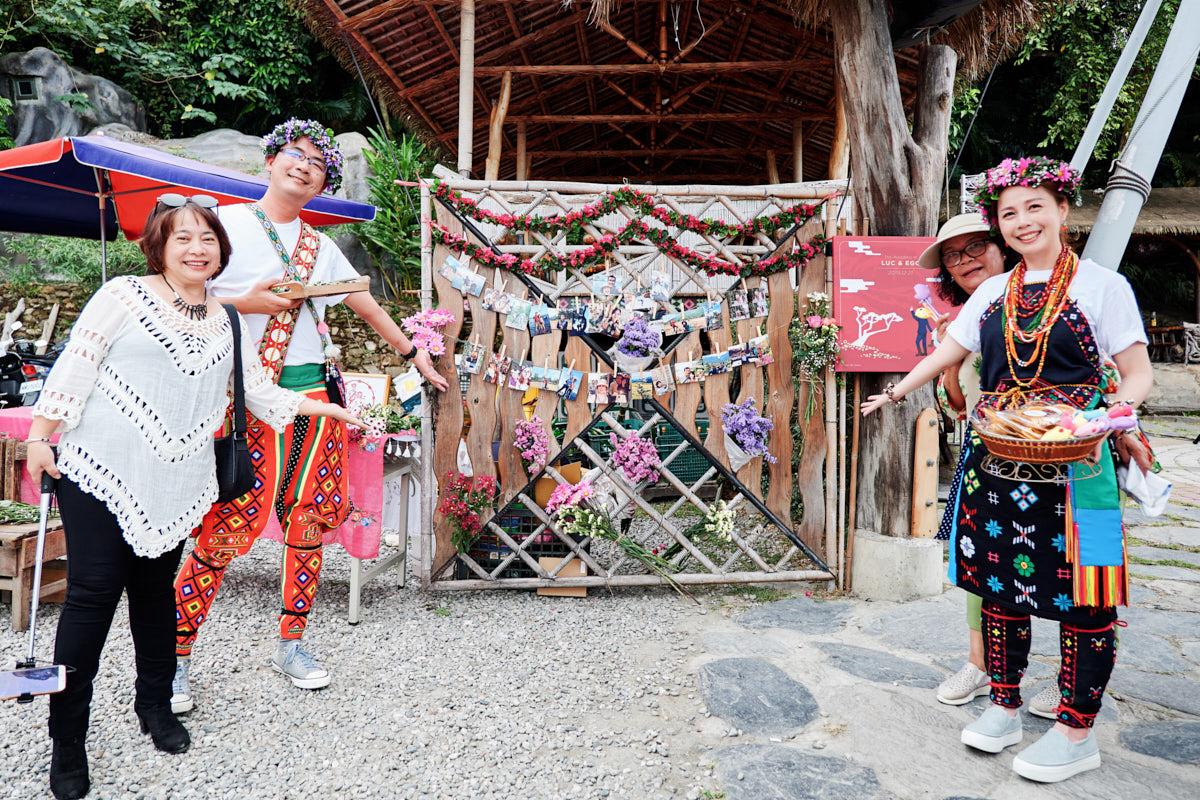 台東 婚禮紀錄 原始部落餐廳